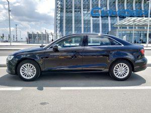 Audi A3 NEW 2018