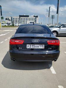 Audi A6 (C7)