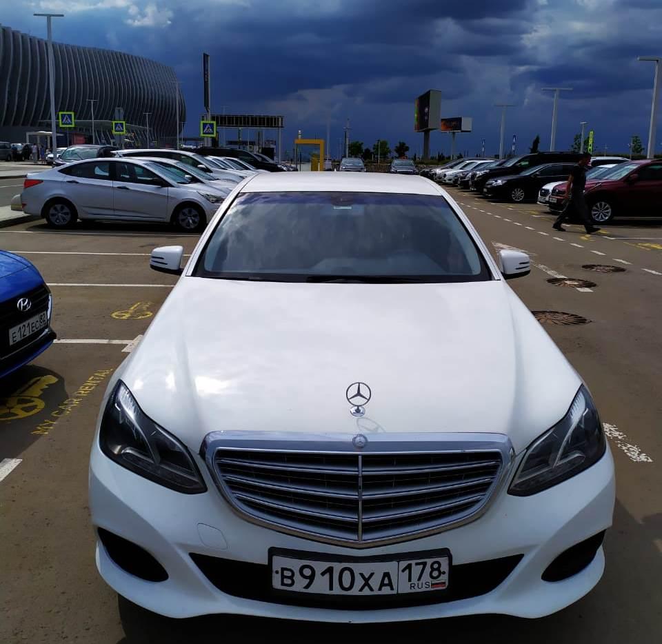 Mercedes E200 W212