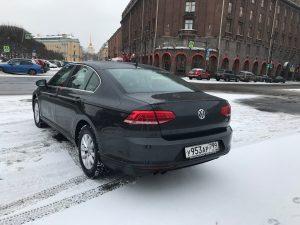 Volkswagen Passat B8