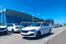 Прокат Skoda Rapid 2021 в Симферополе (Крым)