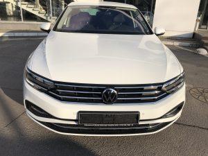 Volkswagen Passat 2021 рестайлинг