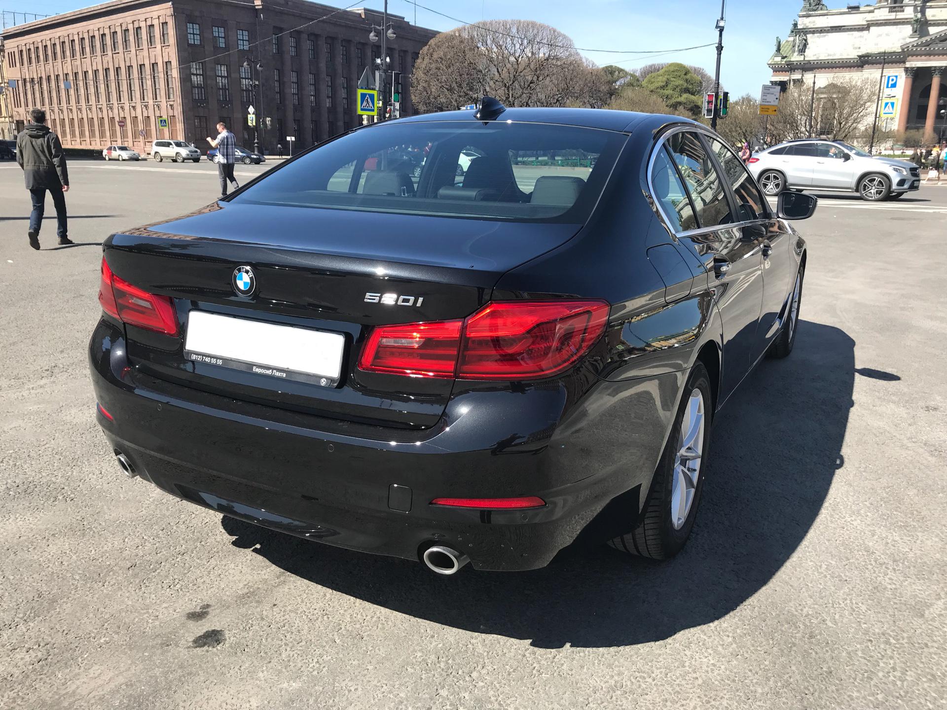 BMW 520 G30
